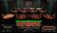 Enjoy the Instant Roulette Live Table from Evolution Gaming
