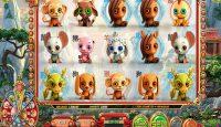 Free demo of the 4 Seasons Slot game